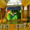 Visualización de pared video a todo color de interior del alquiler LED Screen/LED