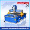 回転式装置が付いている木工業機械CNCのルーター