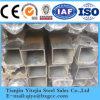 De Vierkante Buis van het Roestvrij staal van de Prijs van de fabriek (201 304 316L 321)