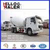 Camion della betoniera di HOWO 10cbm 6X4 per l'Africa