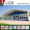 Nuove tende di lusso di vetro della tenda 15X50m VIP della cupola dell'arco di Arcum