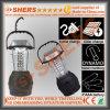 36 LEIDEN Zonne het Kamperen Licht met het Aanzwengelen van de Dynamo, Afzet USB (sh-1990)