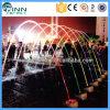 Fontaine sautante laminaire de gicleur de syndicat de prix ferme de jardin avec l'éclairage LED