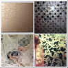 Farben-Titanspiegel-Radierung Decotation Decken-Edelstahl-Blatt