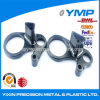 OEM Customed Aluminum Parte con Black Anodizing Finish
