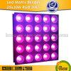 25 X 30W RGB Tri Color LED Matrix Light Stage Lighting