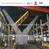 Het Leegmaken van de Vervaardiging van het staal de Driepoot van de Machine