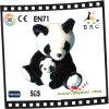 Het Stuk speelgoed van de Panda van het Bont van Faux van de pluche