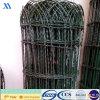 Arco Top PVC Galvanized Garden Fence (XA-26)