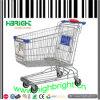 Große Kapazitäts-Einkaufen-Stoss-Wagen