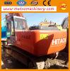 Используемая землечерпалка машины конструкции Хитачи (EX200LC)