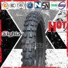 China bildete 2.75-17 weg vom Straßen-Muster-Motorrad-Gummireifen