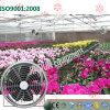 Ventilador de refrigeração energy-saving de Shandong para a flor que planta estufas