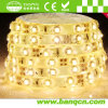 Tira LED 3528 Warm White Waterproof los 300LEDs/M (BQ-SB-Y60M-12)