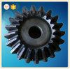 Engrenagem Ductile da roda chanfrada de carcaça de areia do ferro