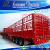 13m 3 Axle Storehouse 밴 Semi Trailer