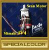 Varredura Motor para Mimaki Jv4 Printer (ACC-SMT-007)