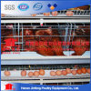 Клетка слоя цыпленка батареи большой емкости оборудования цыплятины