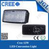 luz de la conversión del CREE LED de 12/24V 12W para el tractor de John Deere