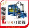Halb-Selbsthydraulische Block-Maschine der Betonstein-Maschinen-Qt5-20