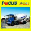 高品質の中国HOWOの具体的なトラックのミキサー