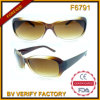 Senhora Retro Quadrado Occhiali CE Óculos de sol de F6791cat3 UV400
