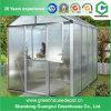 Qualitäts-Garten-Gewächshaus-Installationssatz-Weg im grünen Haus