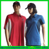 Compagnie Uniform Polo Shirts avec 100%Polyester Coolmesh