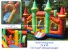 Het opblaasbare Huis van de Sprong van de Speelplaats Kiddie (BMBC236)