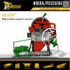 Da máquina mineral molhada da redução do metal da intensidade elevada de Eriez separador magnético