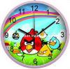 Reloj de pared de los plásticos