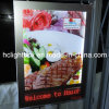 AluminiumMagnetic Frame Light Box mit LED Screen