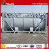 Serbatoio di combustibile di alluminio Container di iso 20ft di Alloy Tank Body