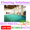 Basket-ball d'intérieur, tennis, ping-pong, plancher coloré Rolls de PVC de badminton