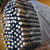 de Elektrode van het Lassen van Aws E7016 van het Lage Koolstofstaal van 3.2X350mm