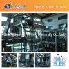 6000bph máquina de rellenar alcalina in-1 del agua 3