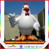 Aufblasbare grosse Hahn-Karikatur des heißen Verkaufs-2016 für das Bekanntmachen