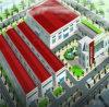 전 설계된 강철 구조물 학교 Prefabricated 건물