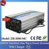 2000W 12V DCへのChargerの110/220V AC Modified Sine Wave Power Inverter
