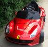 Automobile elettrica del bambino o motociclo del bambino, automobile di bambino, automobile del giocattolo
