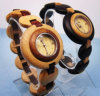 Hlw088 OEM Wooden Watch Bamboo Watch Highquality Wristwatch de Men e de Women