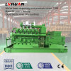 Elevado desempenho do gerador 50-200kw do biogás da operação de descarga dos desperdícios