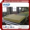 Placa quente de Rockwool dos materiais de isolação térmica da venda para 60kg