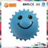 Pvc Inflatable Bule Color 3  Spike Balls met Faces (YY2-07)