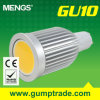 Mengs® GU10 7W Dimmable LED Spotlight met Ce RoHS COB, 2 Warranty van Years (110160028)