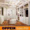 Cabinet blanc de contre-plaqué de lumière britannique de modèle d'Oppein 2015 (YG21436)
