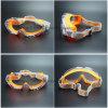 Lente Anti-Fog com os óculos de proteção de segurança de borracha macios do frame (SG147)