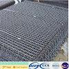 Galvanisierter gesponnener Quadrat quetschverbundener Maschendraht für Geflügel-Bearbeitung (XA-CWM07)