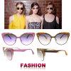 여자 색안경 이탈리아 디자인 세륨 UV400 색안경은 색안경을 도매한다