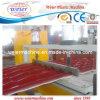 Máquina Certificado CE PVC Corugated Techo